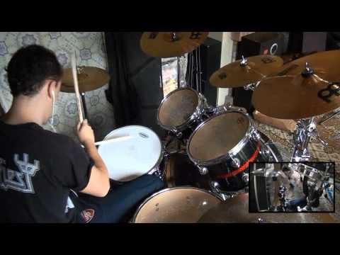 Absence of Trust - Gormathon - Drum Cover
