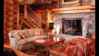 Perfect Log Cabin Interior Design Ideas!! Best For Your Home Interior Decoration!!