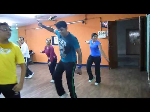 riba riba riba...goan folk beats work-out @ zivi's FUN-N-FIT FITNESS STUDIO