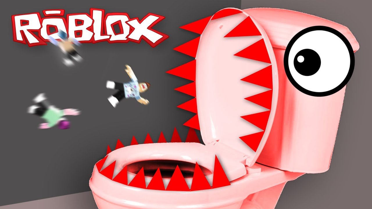 Escape The Bathroom Free Online Game roblox adventures / escape the bathroom obby / eaten alive! - youtube