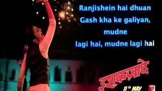 Main Pareshan - Karaoke - Ishaqzaade