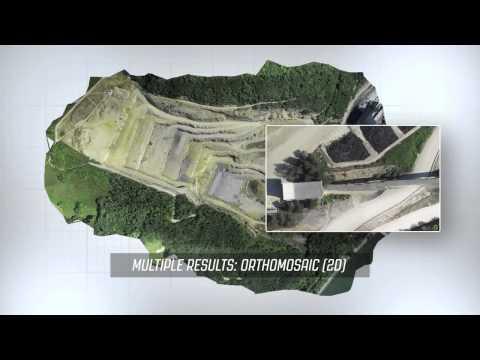 PIX4D Mapper for Drones | QuestUAV