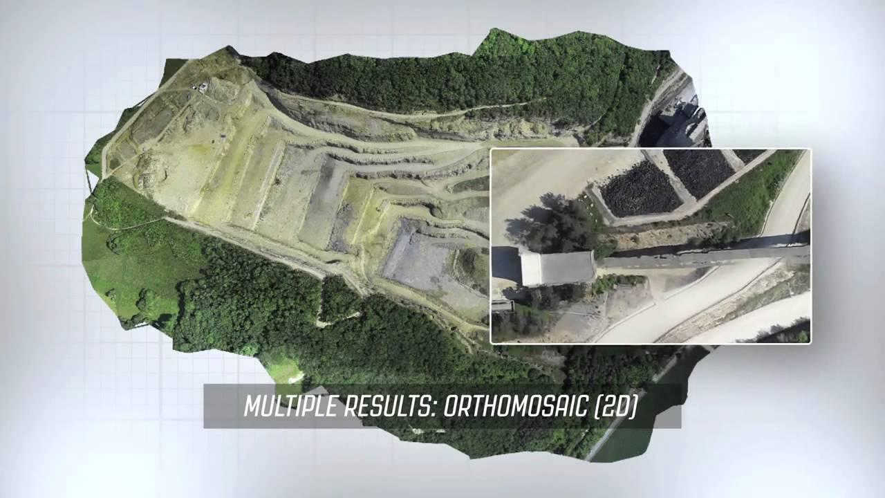 PIX4D Mapper for Drones   QuestUAV