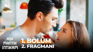 Aşk Mantık İntikam 1. Bölüm 2. Fragmanı | Aşk, Mantık ve İntikam Bir Arada!