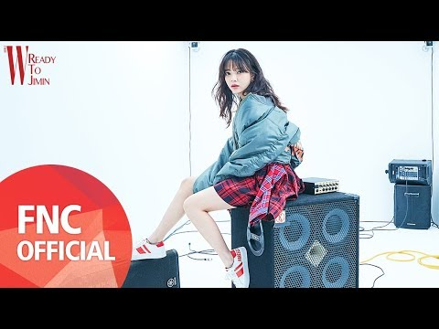 AOA 지민(JIMIN) - 할렐루야 (Hallelujah) MUSIC FASHION FILM