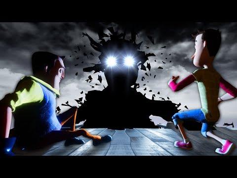 LEAKED FULL GAME ENDING - Hello Neighbor Ending Explained
