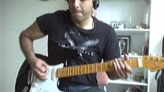Pink Floyd,ASTRONOMY DOMINE Cover By Payam Ebadi