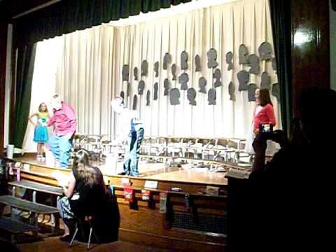 Opal Myrick Elementary school 4th Grade Celebration part 5