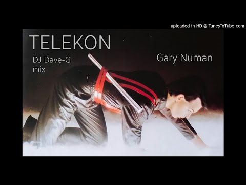 Gary Numan - Telekon (DJ DaveG mix) mp3