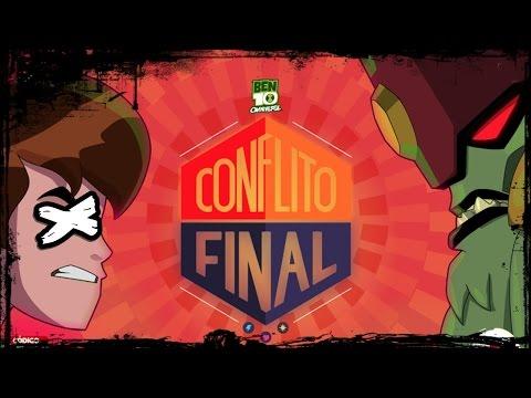 Conflito Final Ben 10 Omniverse: ENCHENDO BEN 10 DE PORRADA