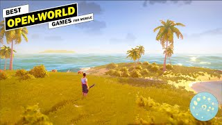 Top 10 Best Open-World Andŗoid and iOS Games of 2021| Best Android Games 21