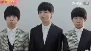 【TFBOYS】饭制视频一则 发团糖啦 thumbnail