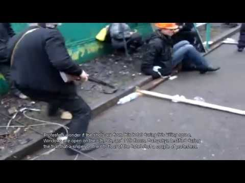"The ""Snipers' Massacre"" on the Maidan in Ukraine (2018)"