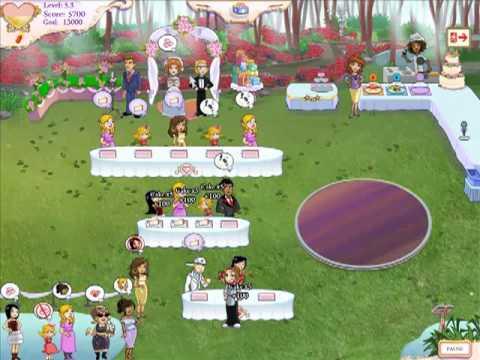 Wedding Dash 4-Ever Level 5.3