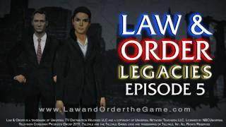 Law & Order: Legacies - Episode 5: Ear Witness Trailer