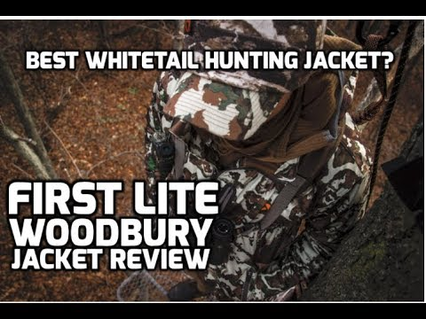 First Lite Woodbury Jacket Review