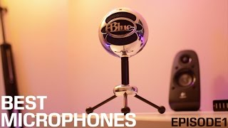 Youtube Gear Setup - Microphones! (Episode 1)