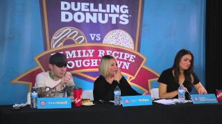 Duelling Donuts 2015 - French Toast Deluxe