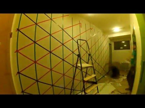 Рисунки на стенах своими руками что можно нарисовать в