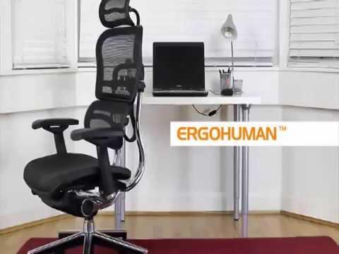 ergohuman medical chair with life time warranty cambridge qatar - Ergohuman