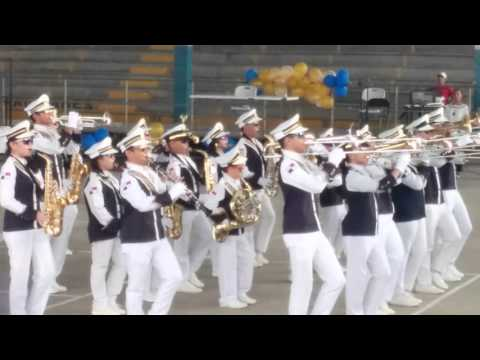 La Primavera School Band - Urraca High School Band 45th Anniversary 2
