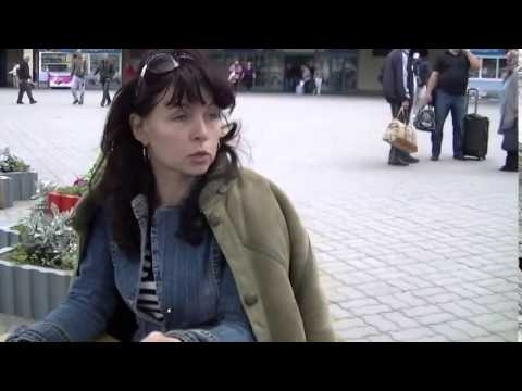 Back to Donetsk: A woman returns and tells her story – ENG SUBS