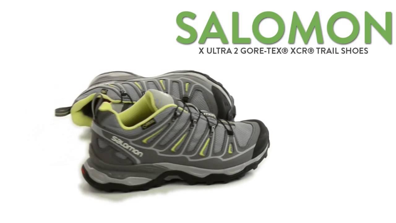 Shoes Salomon Gore Women Ultra Trail 2 Tex® X Xcr® Waterprooffor xoreCBWQdE