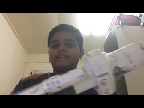 Paper lightsaber (you can D.I.Y)