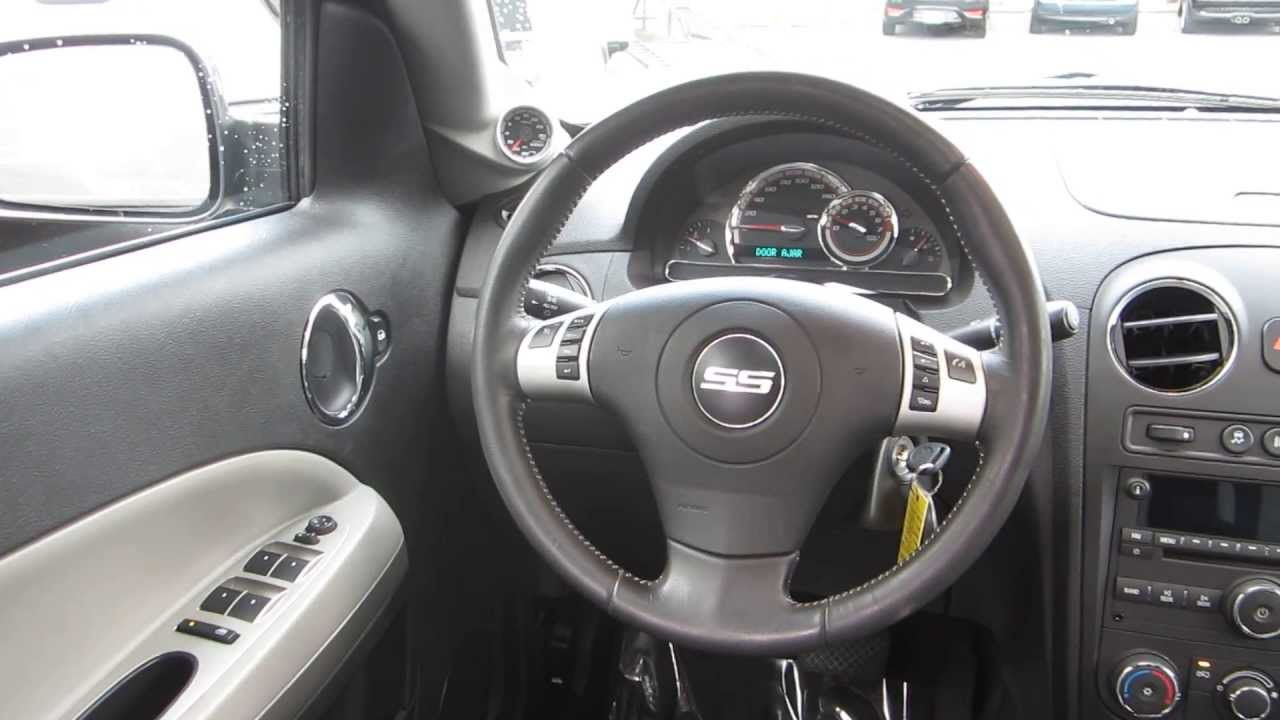 2009 Chevrolet Hhr Black Stock C14005513 Interior Youtube