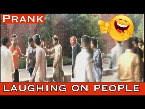 Laughing At People Prank in Pakistan | Big...