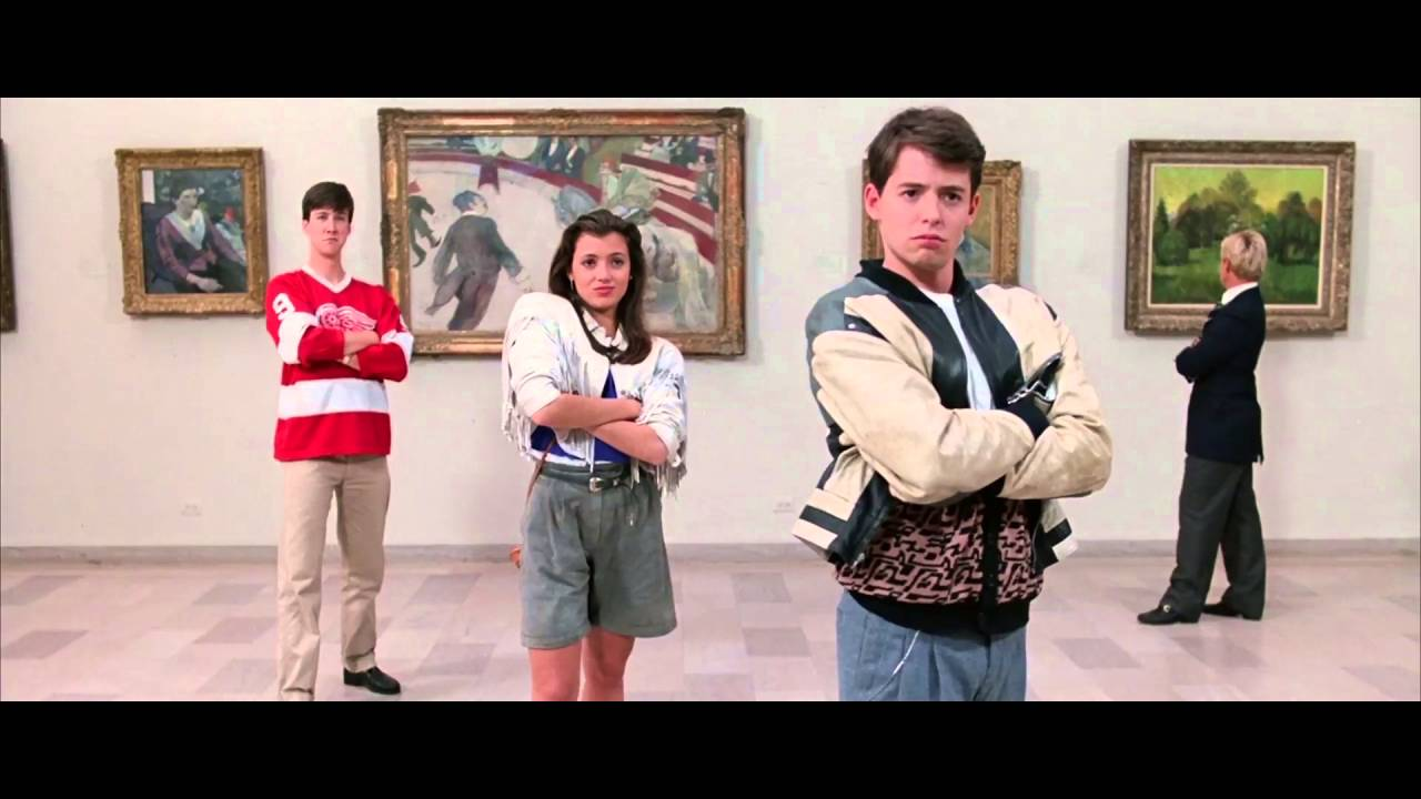 Image result for Ferris Bueller's Day Off movie