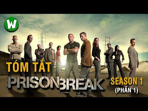 Tóm tắt Prison Break (Vượt ngục) | Season 1 (Part 1)