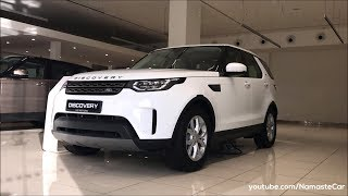 Land Rover Discovery L462 2018 | Real-life review