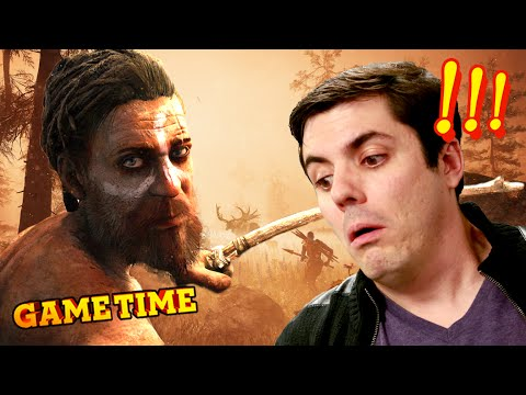 FARCRY PRIMAL: RISE OF FIRE DEMON BEAR (Gametime w/ Smosh Games) |