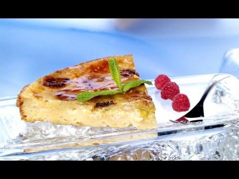 Receta De Pastel De Plátano Y Almendras Eva Arguiñano Youtube