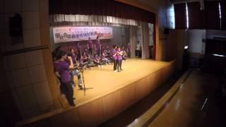 學校合唱教學伙伴計劃音樂會2015-迦密聖道中學