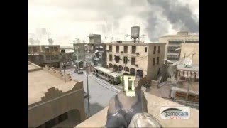 CoD4 - 125 FPS jumps & bounces