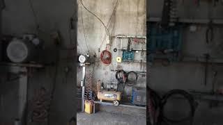 Xưởng cơ khí gọn đẹp