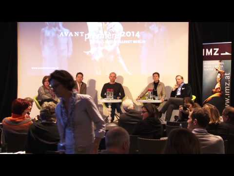 "Avant Première 2014 Panel ""The future of funding"""