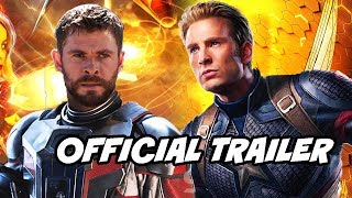 Avengers 4 Trailer Official Synopsis and Official Trailer Release Date & Avengers Infinity War
