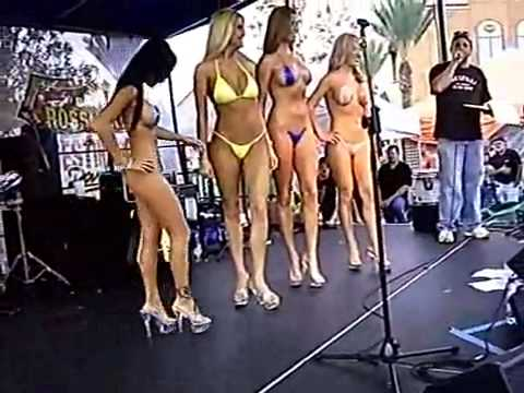 Hooters biketoberfest 2008 bikini contest opinion, this