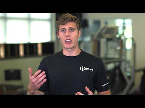 B STRONG BFR Exercise Routines