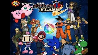 super smash flash 2 mis mods de DBS