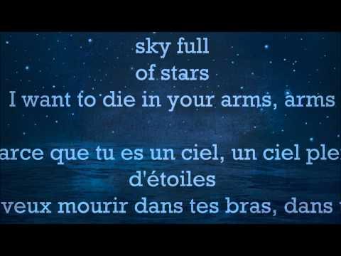 Coldplay - A Sky Full Of Stars (Lyrics+Traduction)