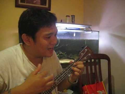 El Shaddai - (Michael Card) - ukulele cover