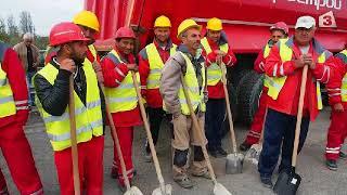 Починається послідовний етап ремонту на Аспаруховия міст