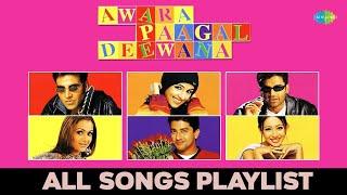 Aawara Paagal Deewana - Audio Jukebox   Jise Hasna Rona Hai   Maine To Khai Kasam   More Sawariya