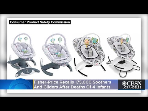 Fisher-Price-Recalls-175000-Soothers-Gliders-After-Deaths-Of-4-Infants-Who-Were-Not-Buckled-In