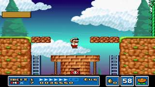 Let's Stream SMB2: Mega Mario X
