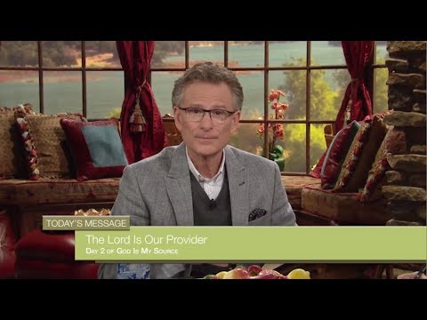 The Lord Is Our Provider | George Pearson | The Prosperous Life June 13, 2017